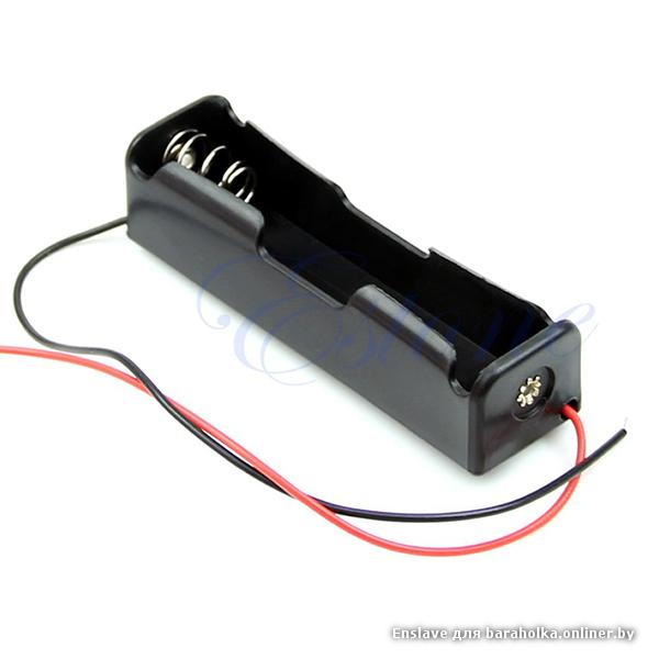 Аккумуляторный блок для 18650 своими руками