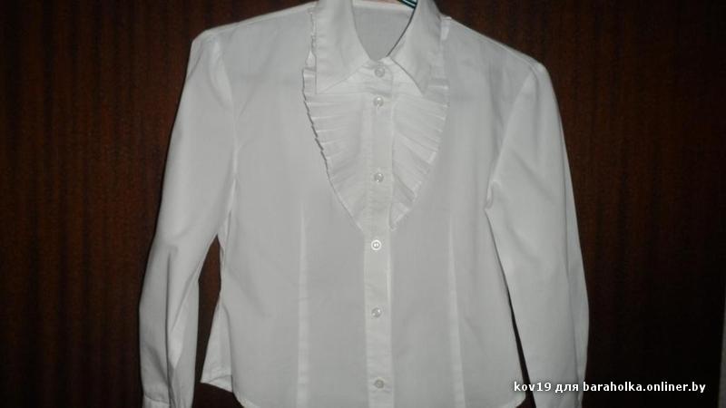 Школьные блузки недорого