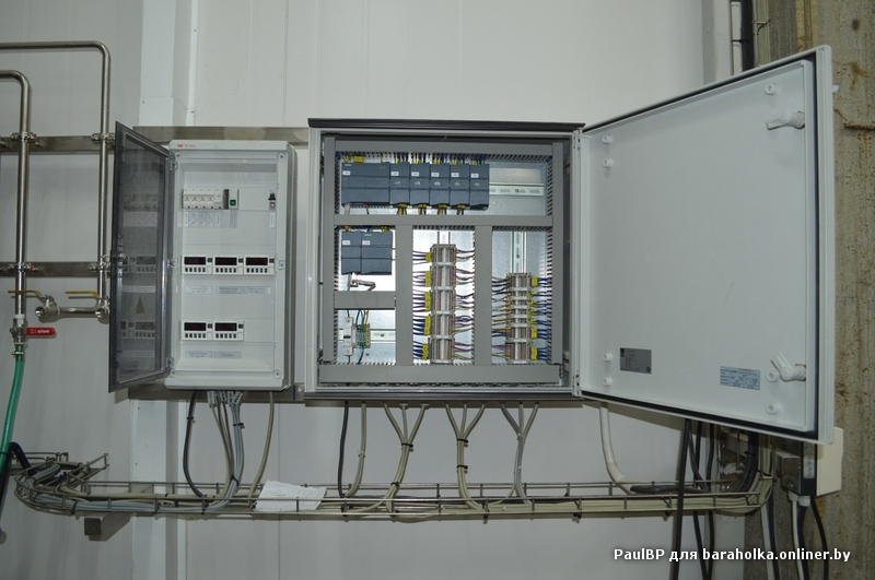 Электромонтажные работы ретро проводка