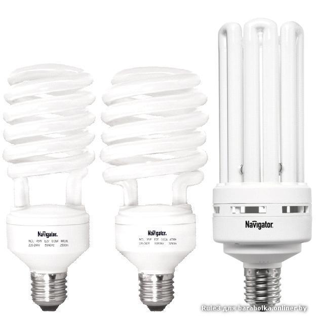 Светодиодные лампы - шаг в