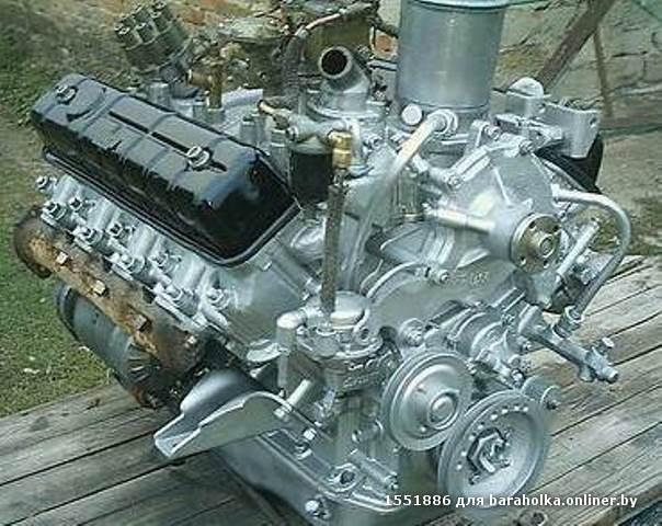 Двигатель газ 53 ремонт своими руками