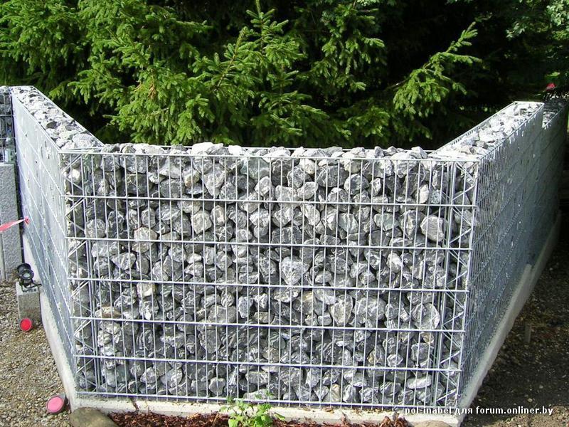 Дешевый забор на даче своими руками