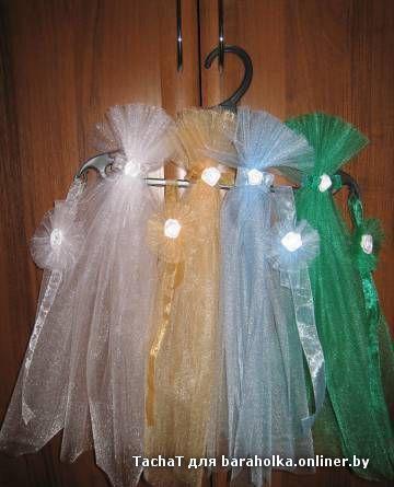 Фата подружкам невесты своими руками 984