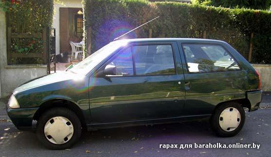 Куплю Citroen AX, Saxo, Peugeot 106.