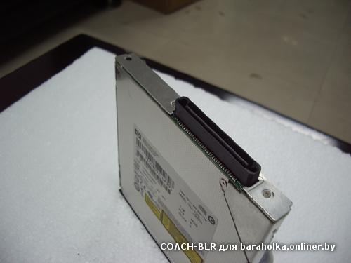 Подключение внешнего DVD-ROM к нетбуку через USB.