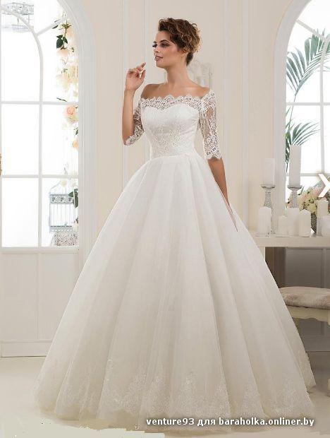 Wedding Saloon :: Свадебные платья до 2015 - Свадебные платья и