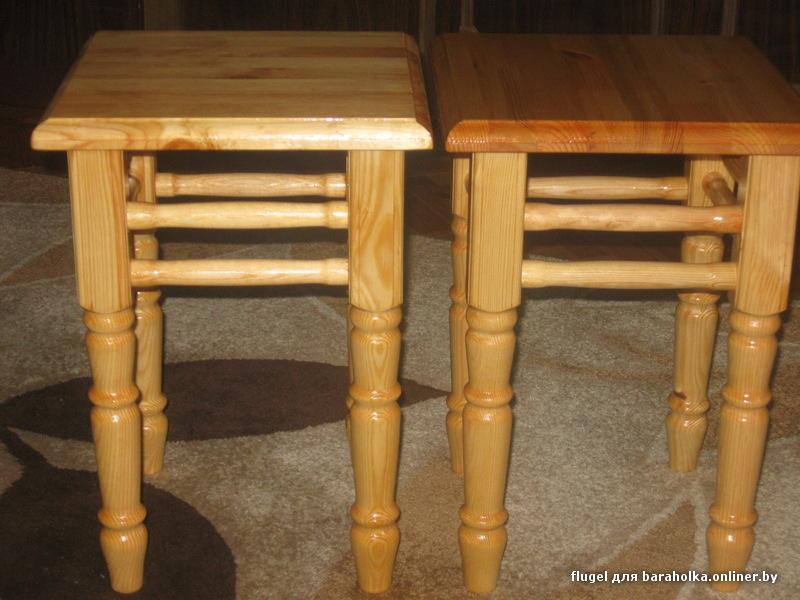 Красивые ножки для стула своими руками 40