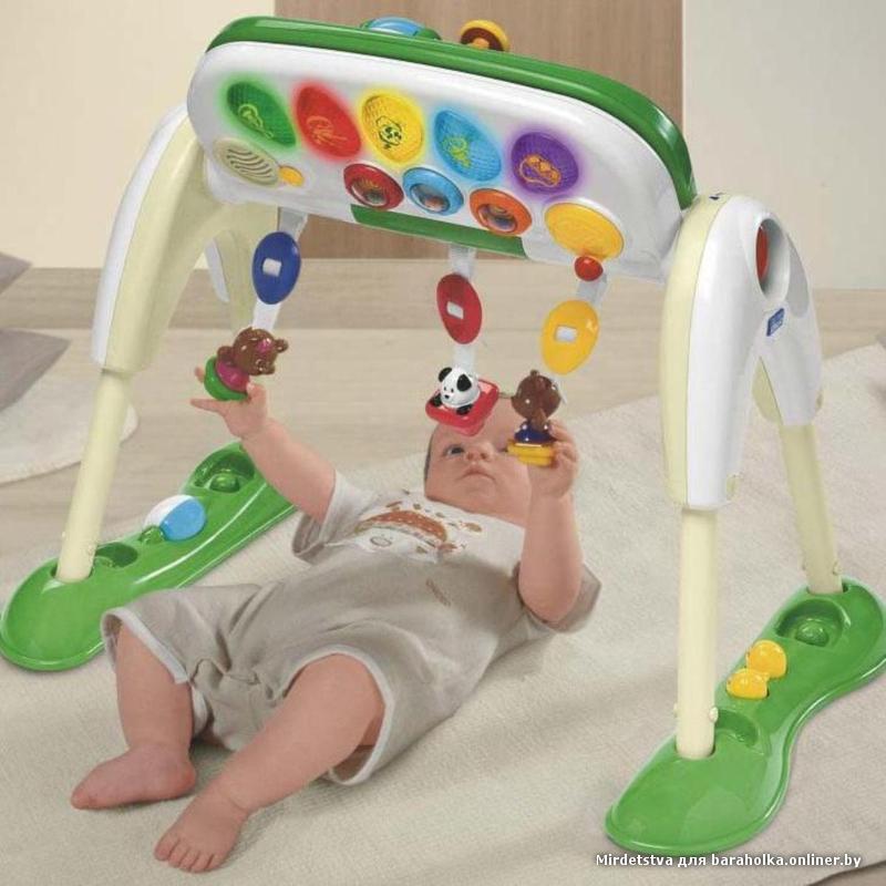Детские игрушки до года