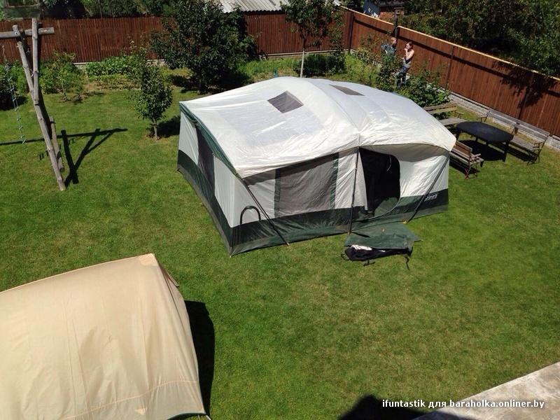 Где найти палатку