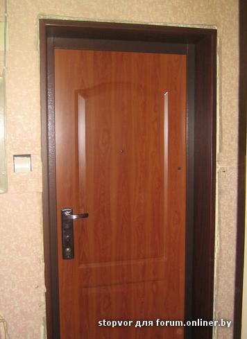 Срочно входную дверь поставить