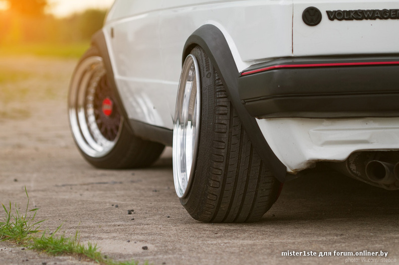 Как сделать stance колеса