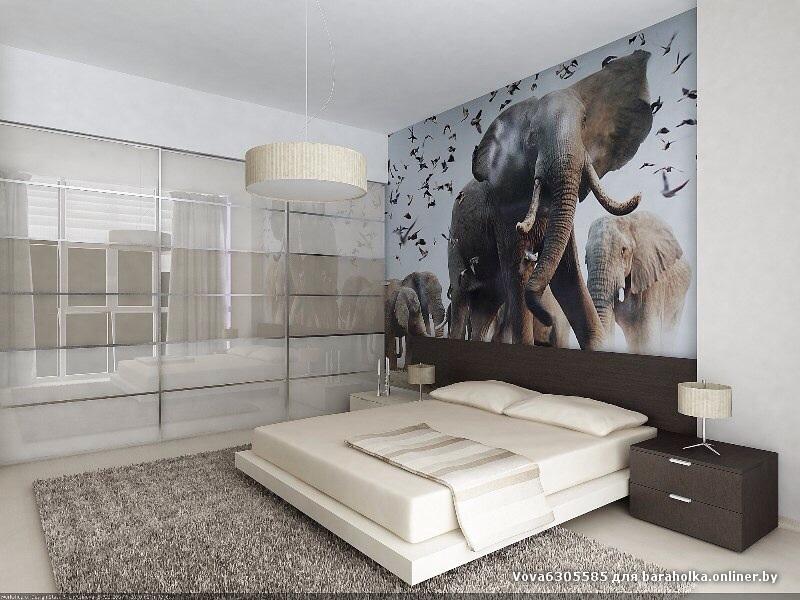 Шкафы купе в дизайне квартир