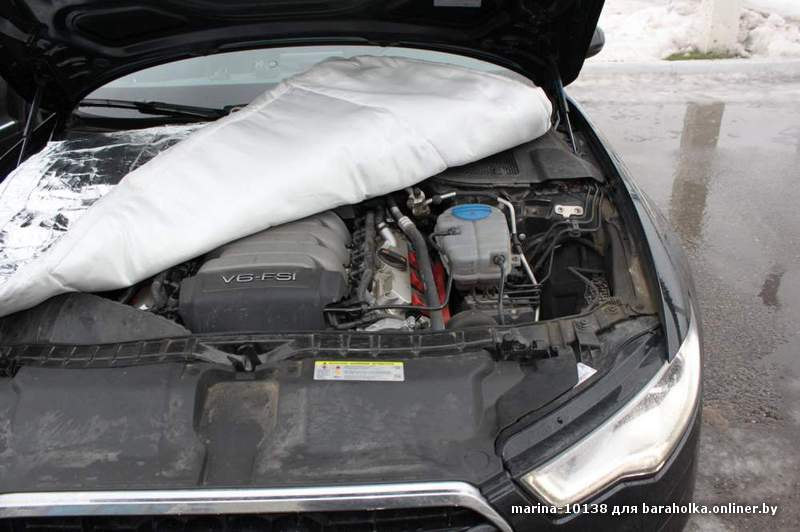 Термоодеяло для автомобиля своими руками