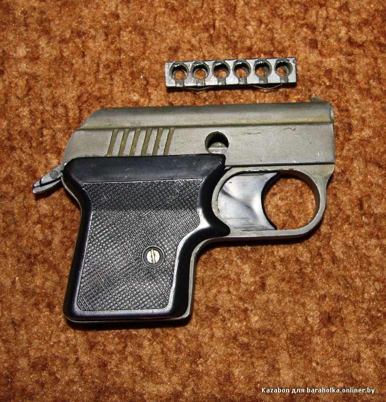 Стартовый пистолет иж спл цена банкноты нового образца