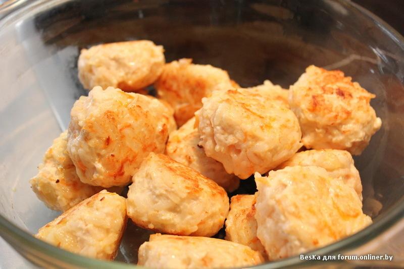 Рис с куриным фаршем рецепт с фото