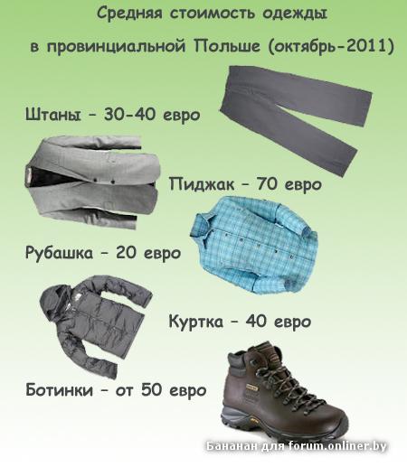 Сколько Стоит Одежда