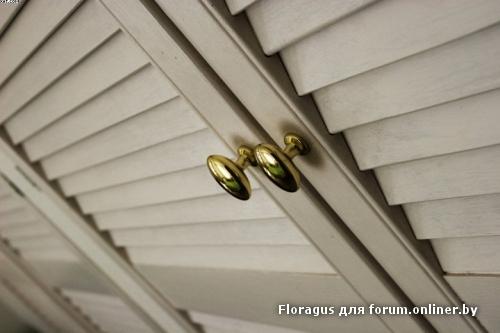 Жалюзийные дверцы для шкафов купе: особенности их применения в корпусной мебели