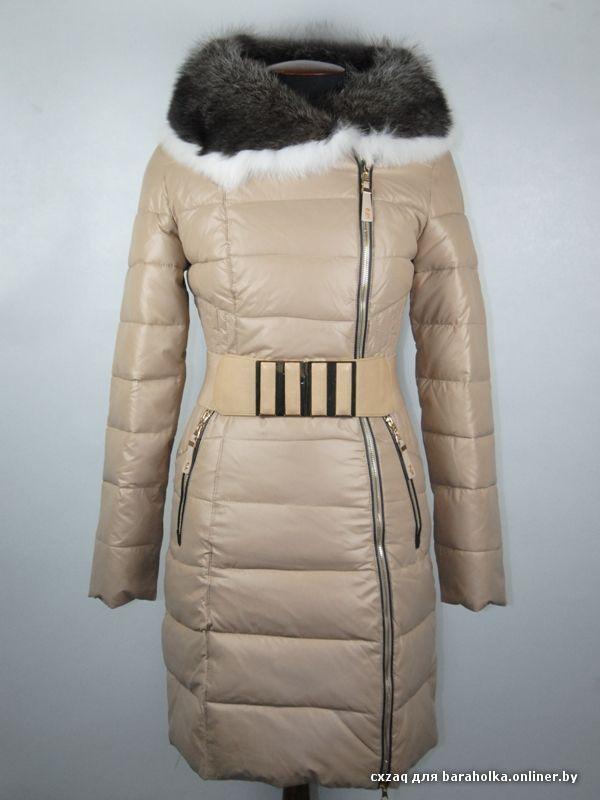 Зимнее пальто холлофайбер купить