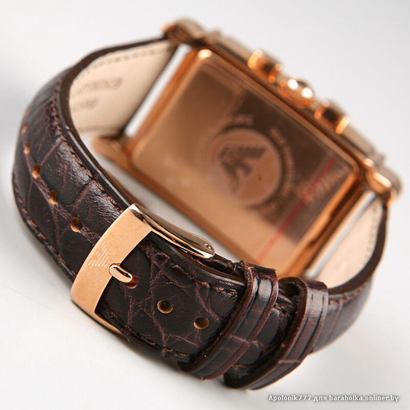 натуральным emporio armani официальный часы том, что запах