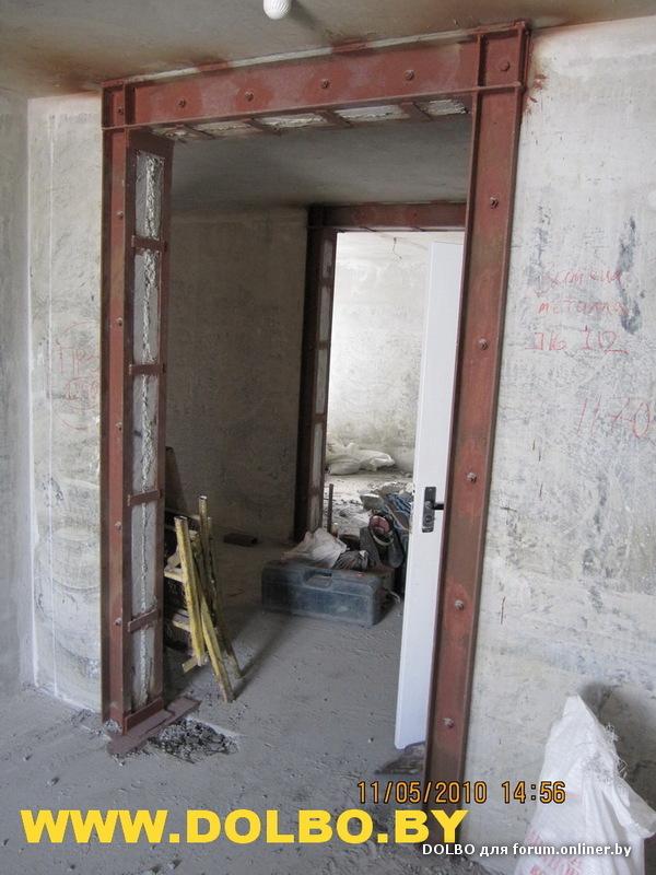Как можно сделать дома дверной проем.
