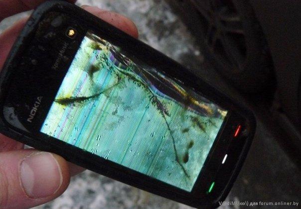 Как сделать из разбитого телефона 31