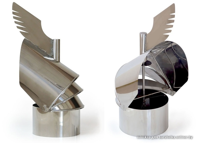 Дефлектор на вентиляционную трубы