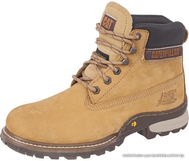 Зимняя мужская обувь. . . Зимние мужские полусапоги из натуральной кожи