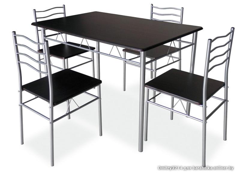 кухонные столы и стулья фото | кухонные столы со