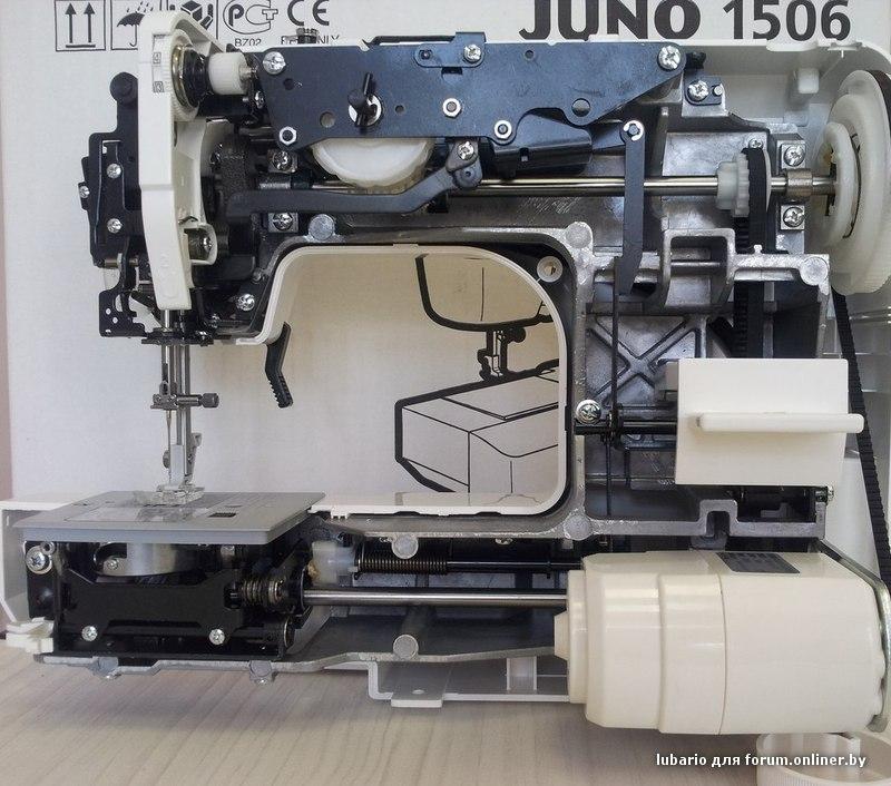Регулировка швейной машинки джаноме своими руками 88