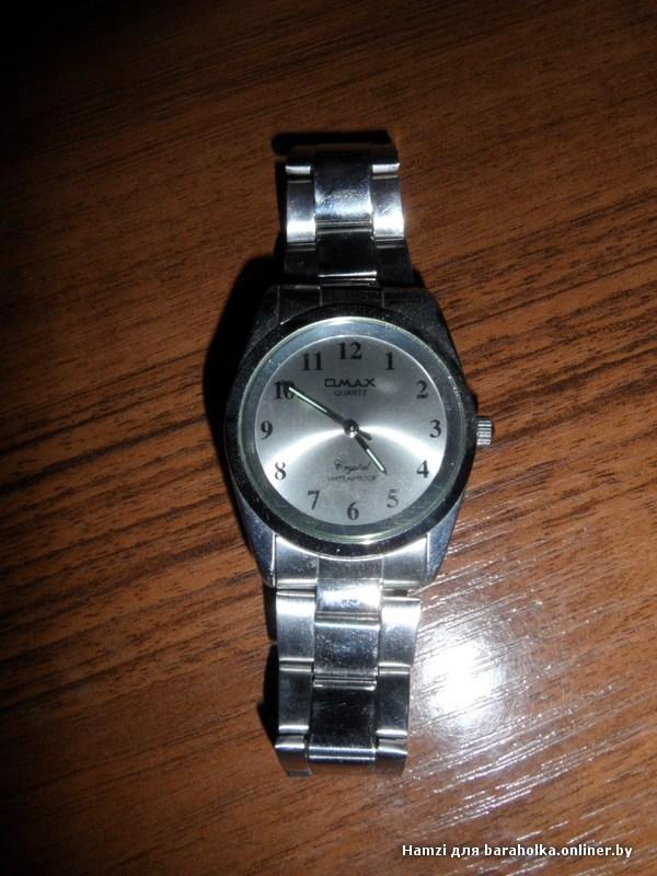 Железные часы omax quartz
