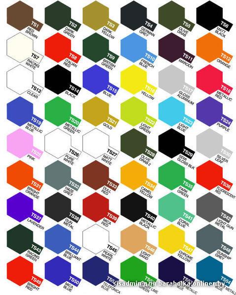 Как сделать кислотный цвет из красок 156