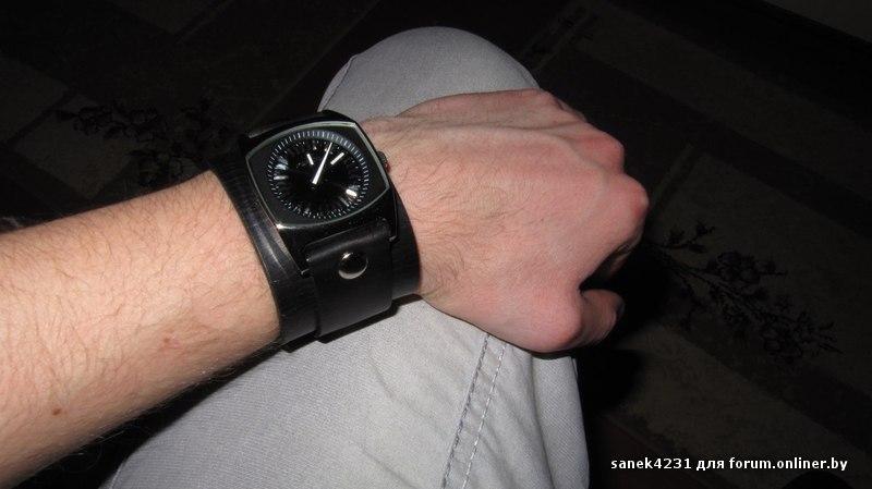 Как сделать часы если ремешок - Sport holdem