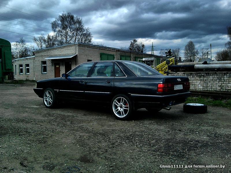 Audi 100 c3 tuning