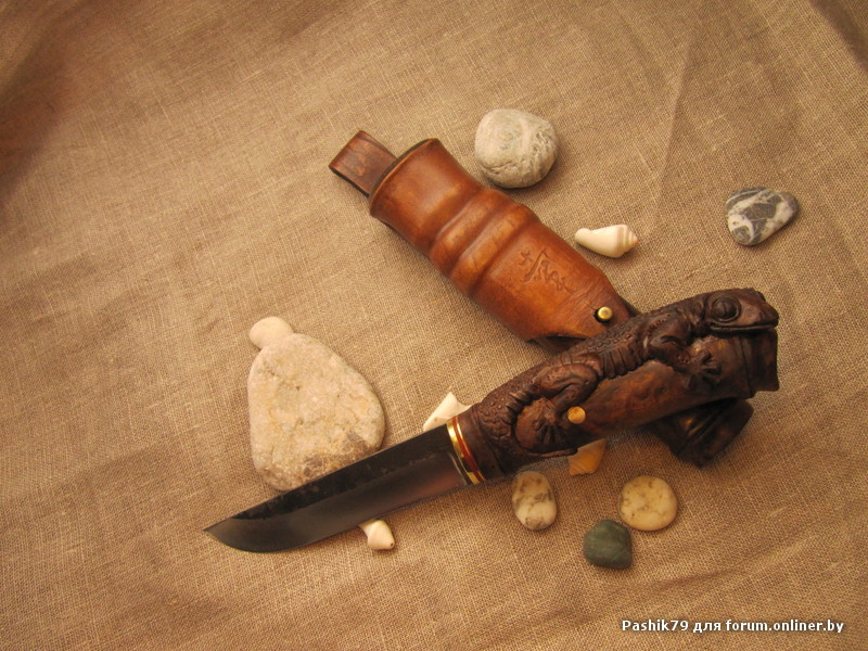 Деревянные ручки для ножей своими руками