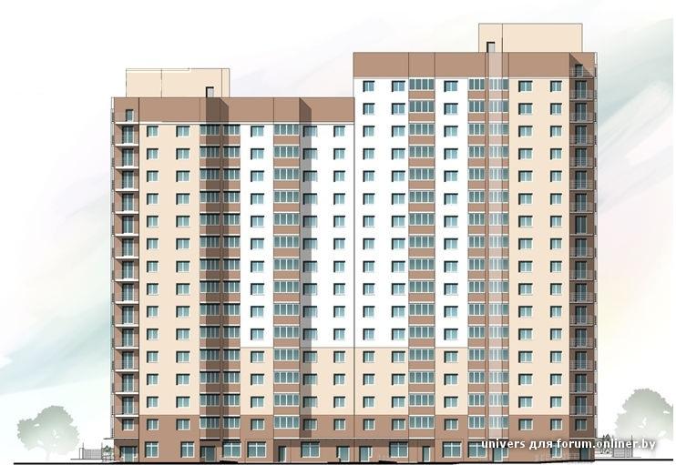 Долевое строительство по ул. платонова, 33 корпуса 3, 4 - фо.