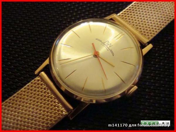 Советские золотые часы | moskva...jpeg | Объявление