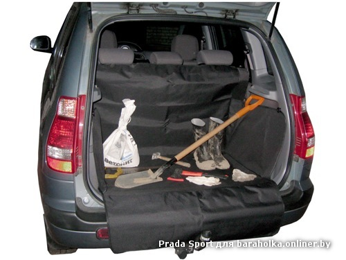 Защитная накидка в багажник - Ranforce HabanaЭта накидка в багажник...