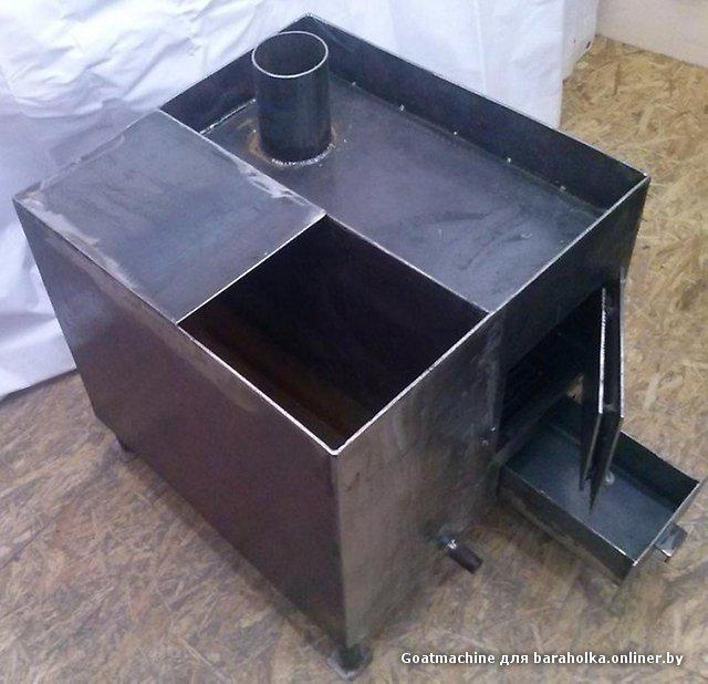 Бак для бани своими руками из металла чертежи