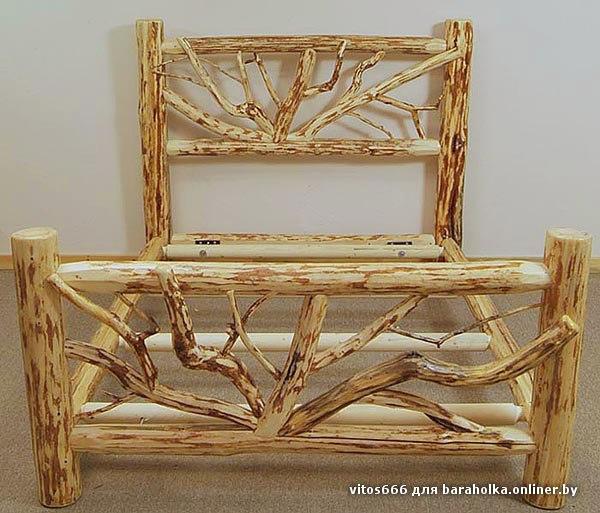 Рустикальный стиль мебель своими руками