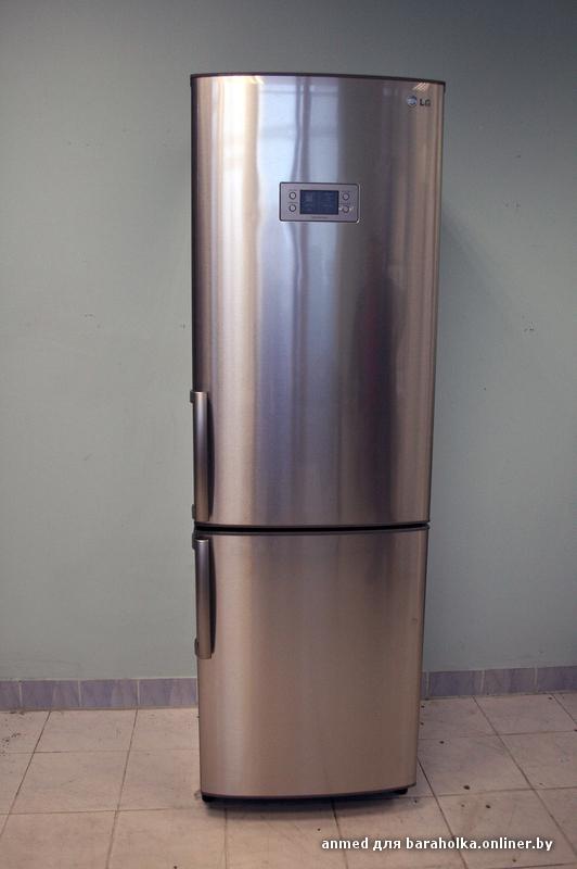 Холодильник lg ga b409slqa фото