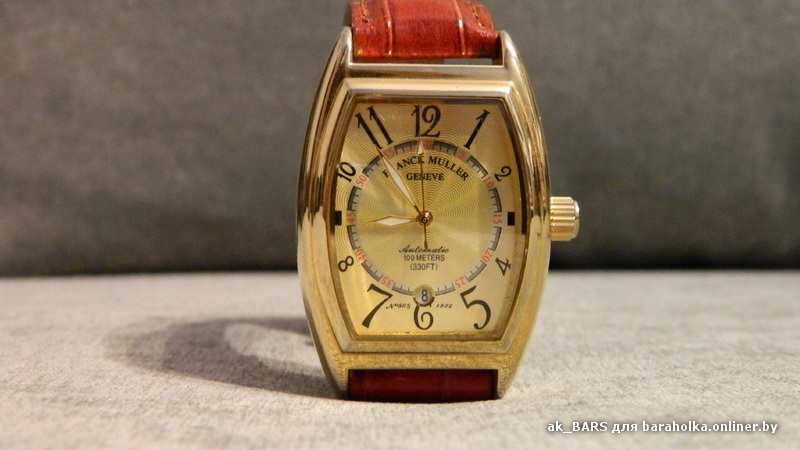 Купить часы franck muller 503