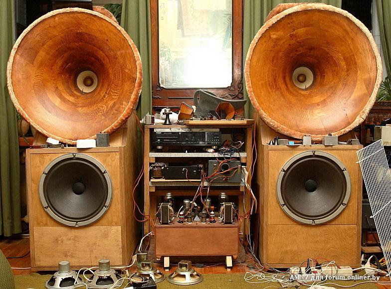 Усилитель для акустической системы своими руками