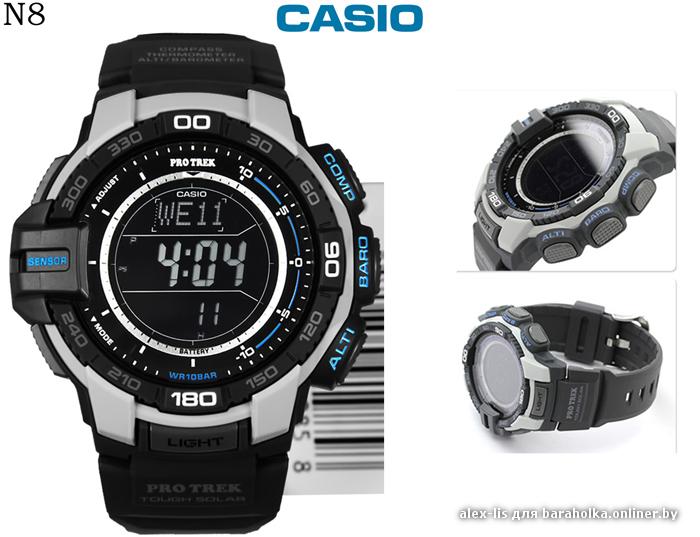 Часы Casio как отличить оригинал от подделки - Портал