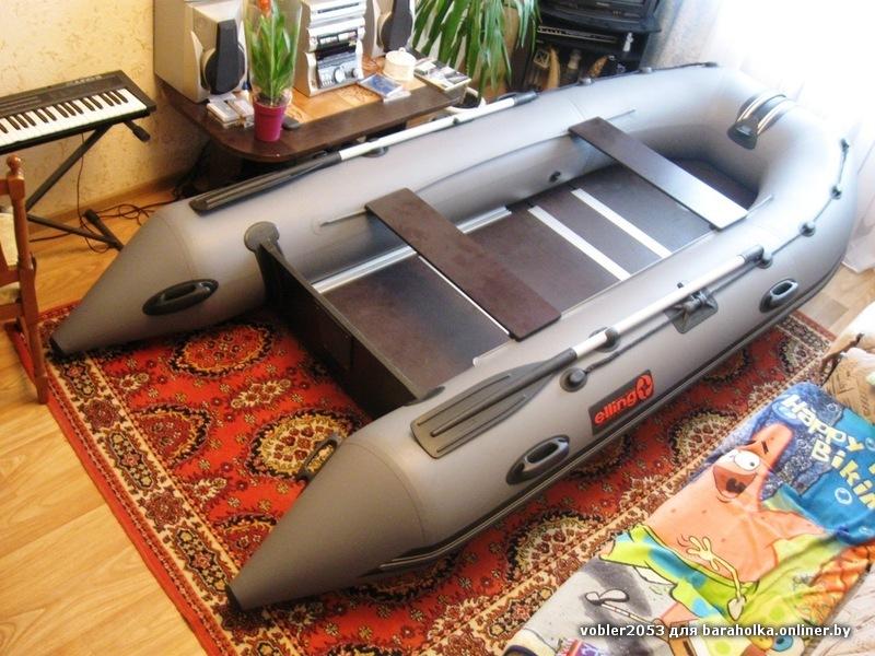 Лодка пвх под мотор своими руками