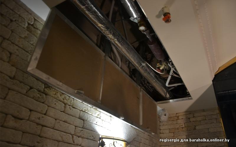 Люки в потолке из гипсокартона