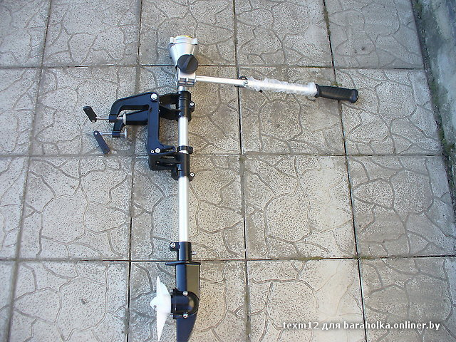 насадка для лодочного мотора из триммера в ростове