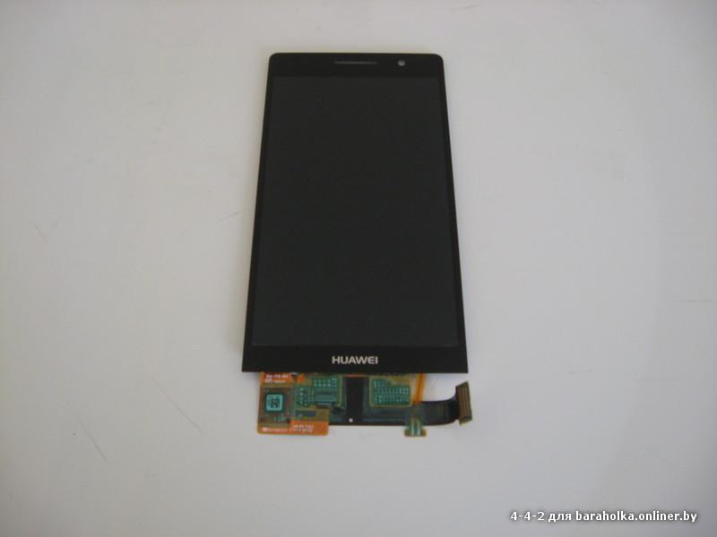 Как заменить экран huawei g700