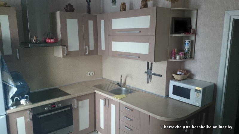 Дизайн кухни 90 серия