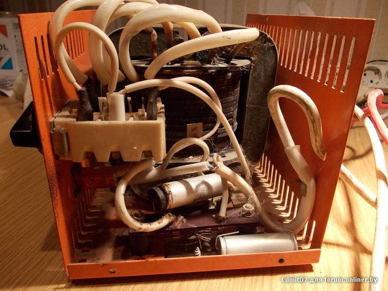 Пуско зарядное устройство из сварочного аппарата своими руками 72