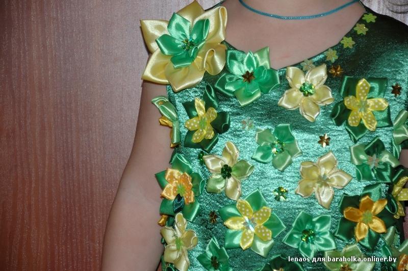 Изготовление цветов из атласных лент канзаши своими